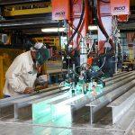 Aluminum hovercraft manufacturing