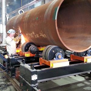 Off-shore Oil Platform manufacturing