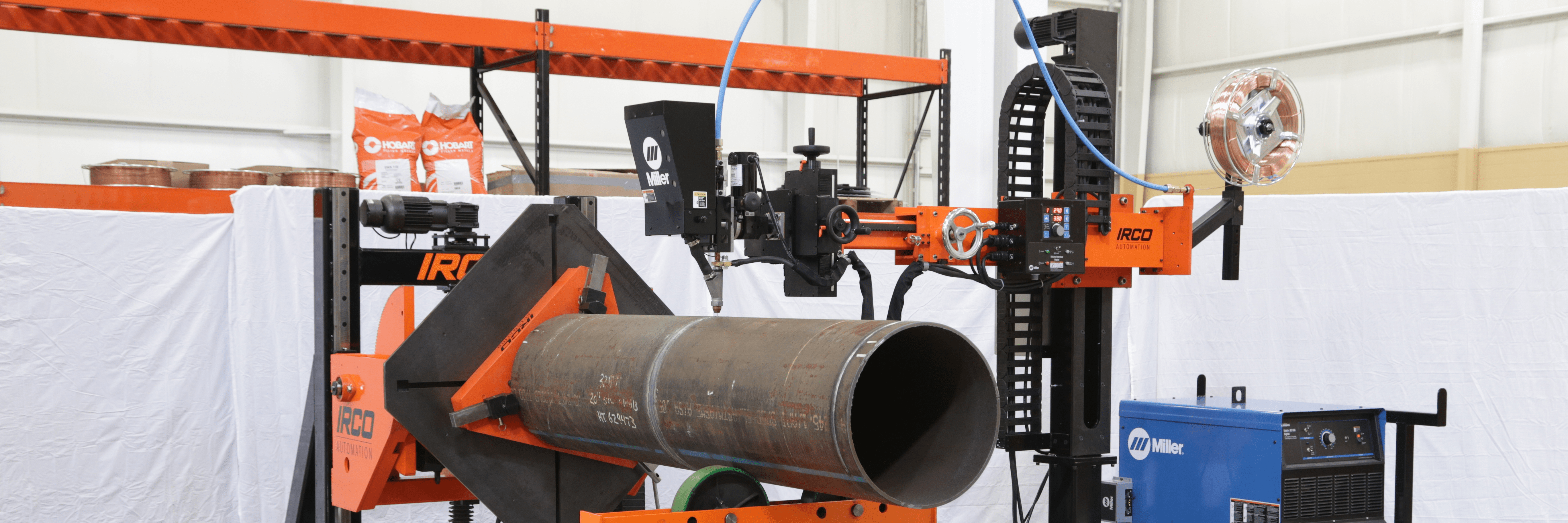 Pipe Spooling System