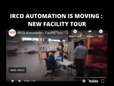 IRCO Automation Facility Tour