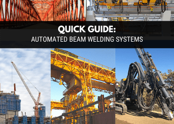 Automated Beam Welding Systems
