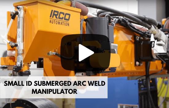 sumberged arc weld manipulator